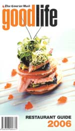 The Courier-Mail Good Life Restaurant Guide